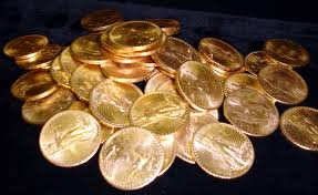 US$20Gold-pile