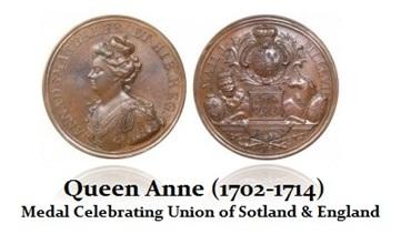 UK Union 1707