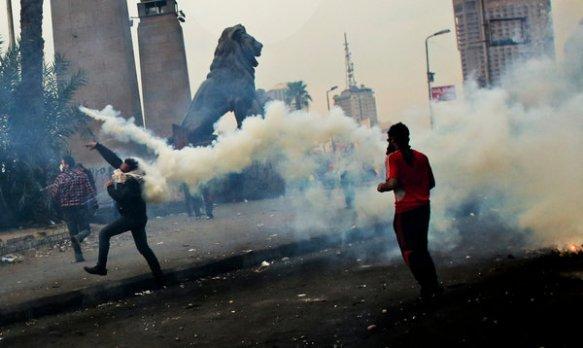 EGYPT-Civil Unrest
