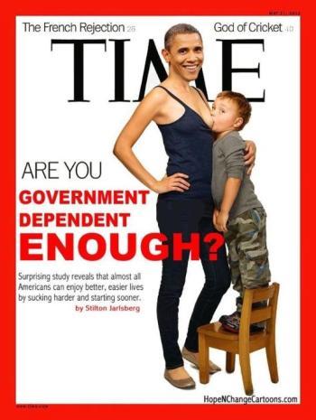 GovernmentDependentEnough