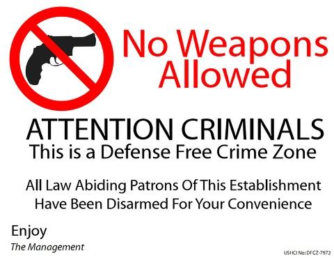 Gun Disarming