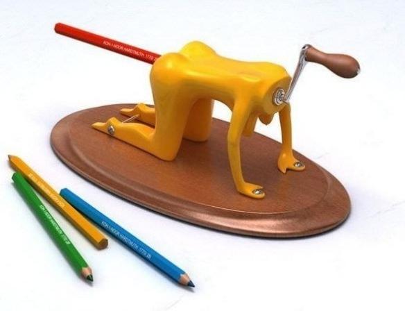 Pencil Sharpemer