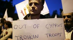 Get Troops out of Cyprus