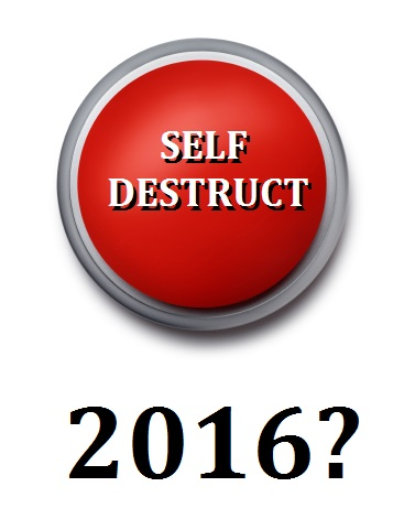 self-destruct