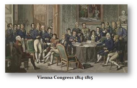 Vienna Congress 1814-15